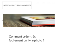 Screenshot laetitiachoisy-photographies.com