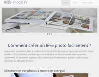 Screenshot robs-photos.fr